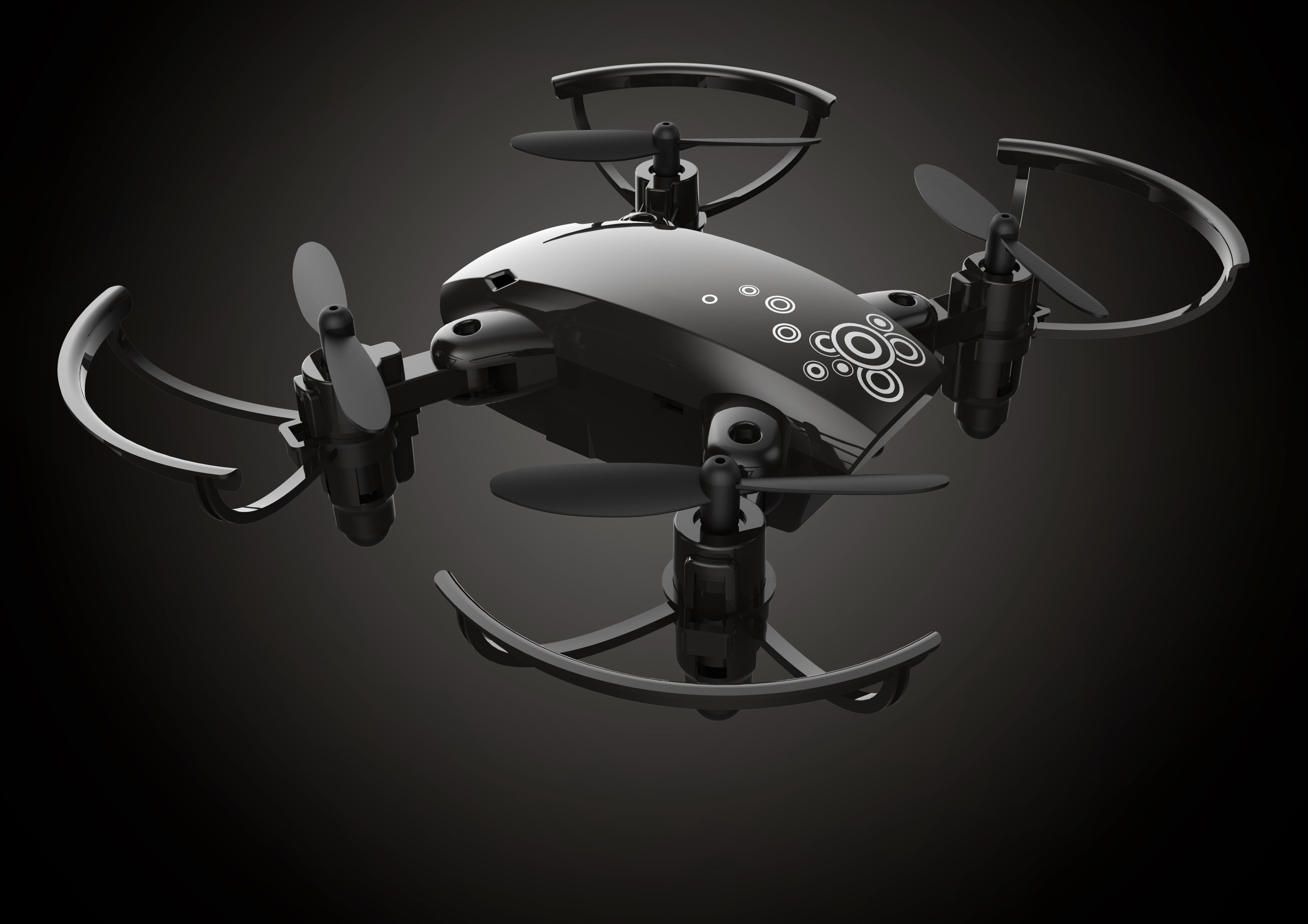 1806A series Fixed height unmanned aerial vehicle Helic Max four axis aerial photography for boys toys - 5