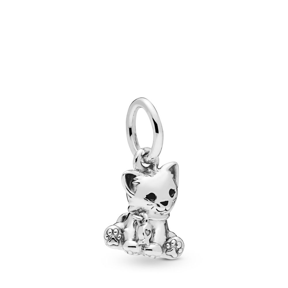 charms pandora gatto