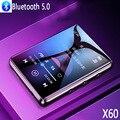 Bluetooth 5 0 металлический MP3-плеер с полным сенсорным экраном встроенный динамик 16G с электронной книгой fm-радио Запись воспроизведения видео