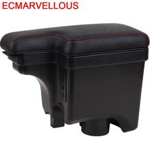 protector Decorative Arm Rest Car Car-styling Parts Upgraded Interior Styling Automovil Armrest Box 17 FOR Toyota Yaris