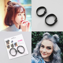 Новинка, Лидер продаж, модные элегантные женские Волшебные пончики для девушек, кольцо для волос, приспособление для пучка, инструменты для ...