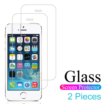 Pellicola protettiva / Vetro Temperato per Iphone 5 5s Se 5c - Iphone 4 4s  1