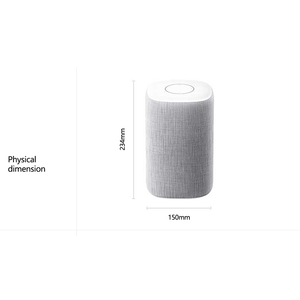 Image 5 - Original Xiaomi Xiaoai HD bluetooth Smart Speaker AI Bass 30W Subwoofer Music Player 360 Degree Surround Stereo Mic Subwoofer