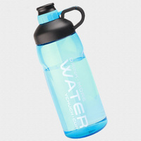 2000ml Large Capacity Water Bottles BPA Free Gym Fitness Kettle Outdoor Camping Picnic Bicycle Cycling Climbing Shaker Bottles