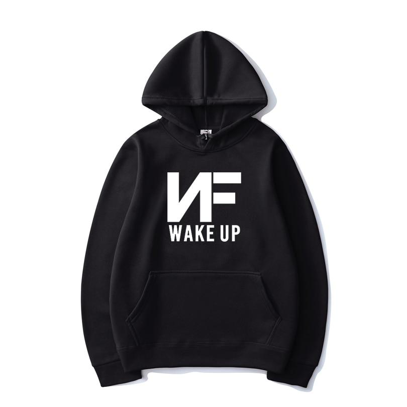 NF WAKE UP Fashion Sweatshirt Hoodie  1