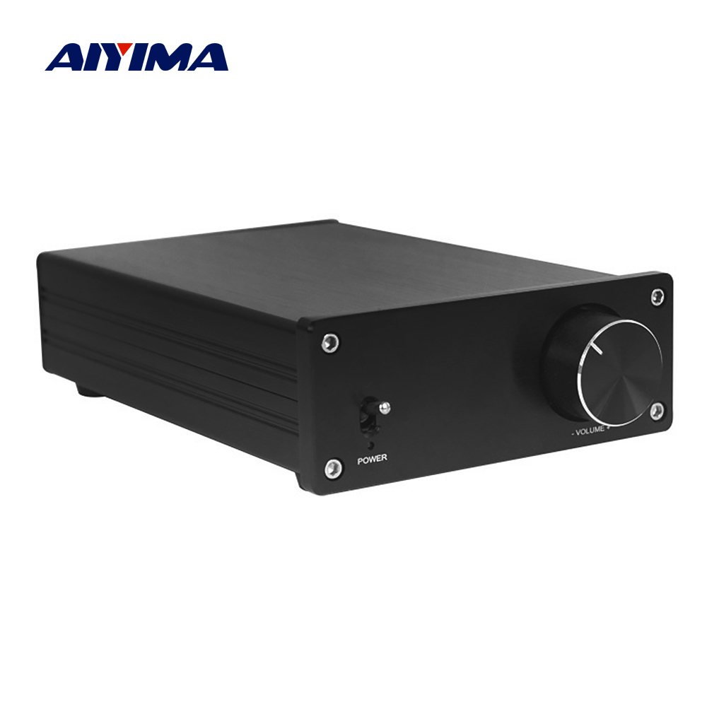 AIYIMA TPA3255 Power <font><b>Amplifier</b></font> 300Wx2 Class D Stereo Audio Amp <font><b>HiFi</b></font> 2.0 Digital <font><b>Amplifier</b></font> For Speaker Home Sound Theater DIY image
