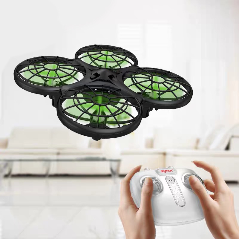 Ideation Control Unmanned Aerial Vehicle Set High Hover Infrared Sensing Automatic Obstacle Avoidance Induction Vehicle Remote C