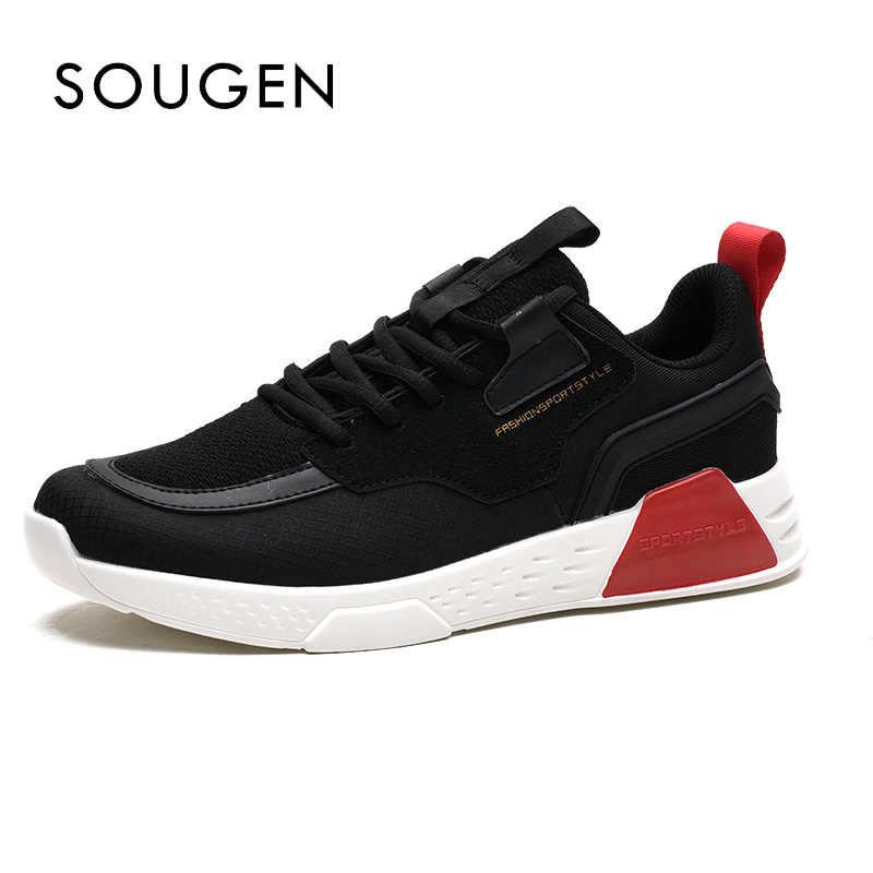 ชายรองเท้าผู้ใหญ่ผ้าใบรองเท้ารองเท้าผ้าใบรองเท้าผู้ชายฤดูร้อน Krasovki ผู้ชาย Mocassin Homme แฟชั่น Man 2019 Sapato Masculino