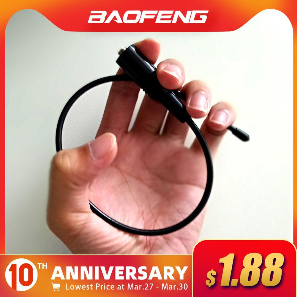 Baofeng NA-771 Gain Antenna NA 771 Walkie Talkie Antenna SMA-F 39cm UHF VHF Signal Amplifier For UV-5R BF-888S UV-82