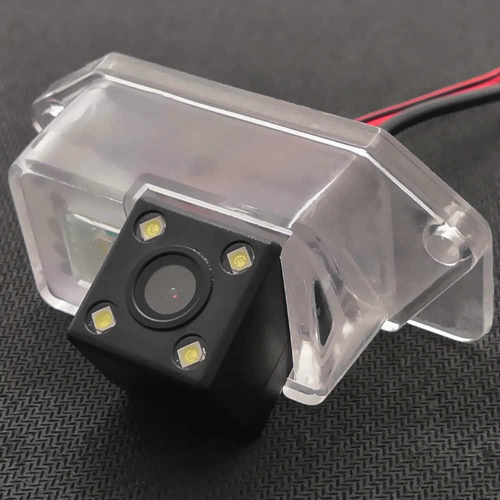 YIFOUM 170 degrés HD Vision nocturne voiture vue arrière caméra de recul pour Mitsubishi Lancer EX EVO IO 8 9 10 évolution IX Wagon éclipse