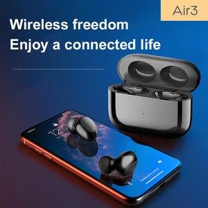 Air3 Tws Беспроводные наушники с текстовым воздухом 3 Датчик давления Bluetooth гарнитура наушники PK I9000 I90000 I300000 I200000 PRO TWS