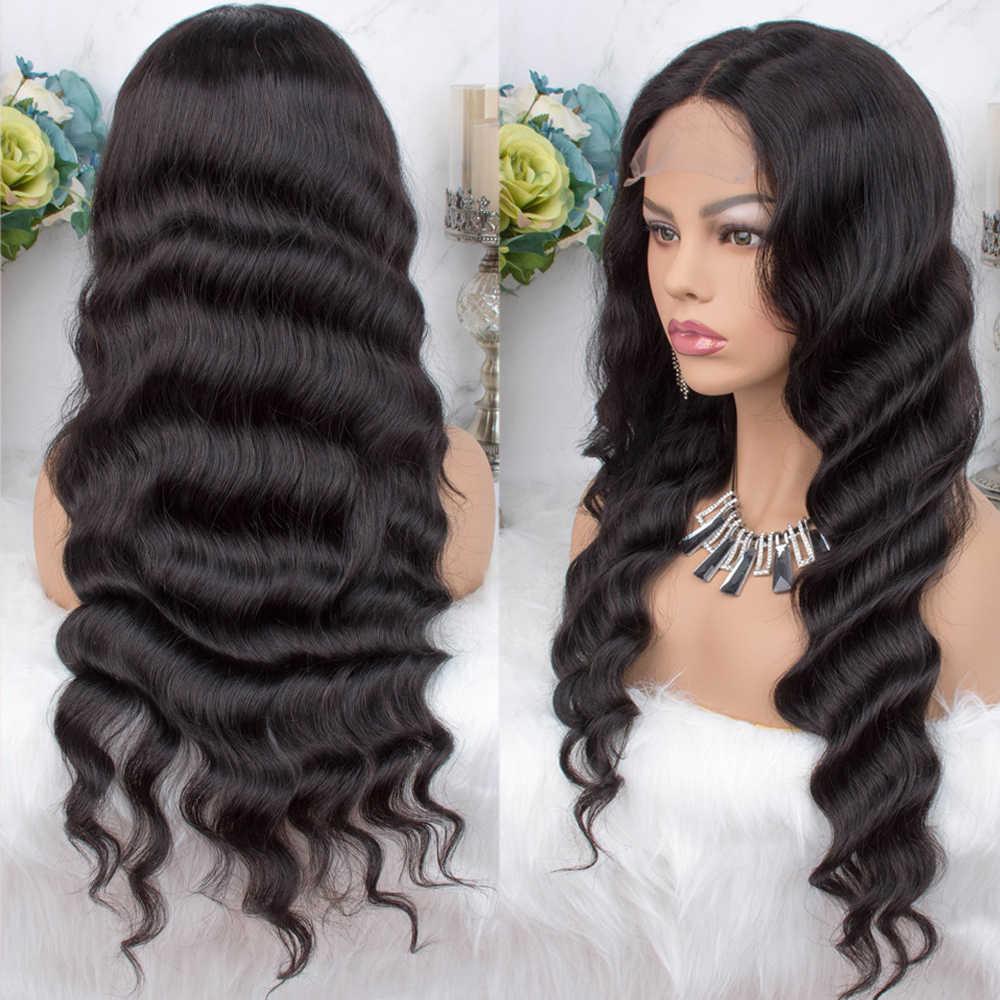 Cabello humano peruano Cola de Caballo recta con cordón cola de caballo con 2 Clips cabello Natural extensión de cabello no Remy sedoso para mujeres