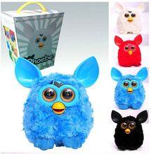 Phoebe firbi animais de estimação, com caixa, animais de estimação, brinquedos interativos, gravação, hamster, brinquedo inteligente, boneca, furinha, boom