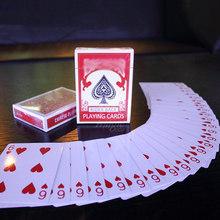 Magic Cards Svengali Deck Atom Playing Card Magic Tricks Close Up Street Stage Magic Tricks Kid Child Puzzle