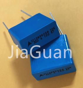 Image 1 - 2PCS NEW EPCOS B32523S1226K 22UF 100V PCM22.5 film capacitor 226/100V p22.5mm MKP 22uf/100v 100VDC 226 22U