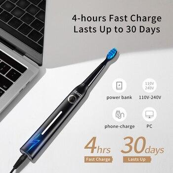 Электрическая зубная щетка SEAGO SG-958 4