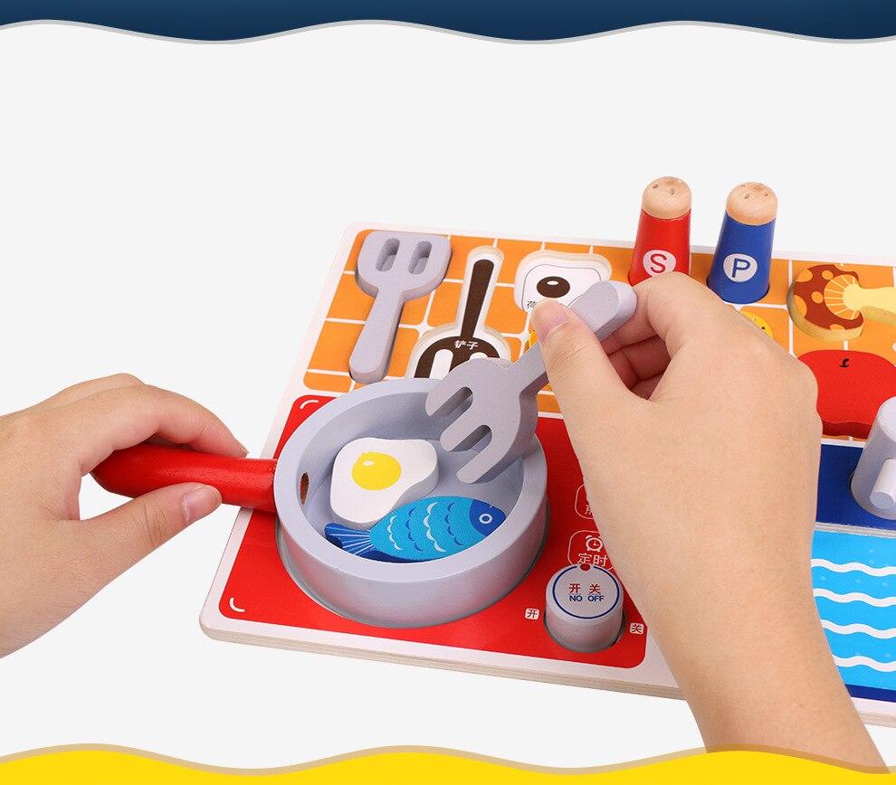 de madeira casa de brinquedo stoy presente para crianças