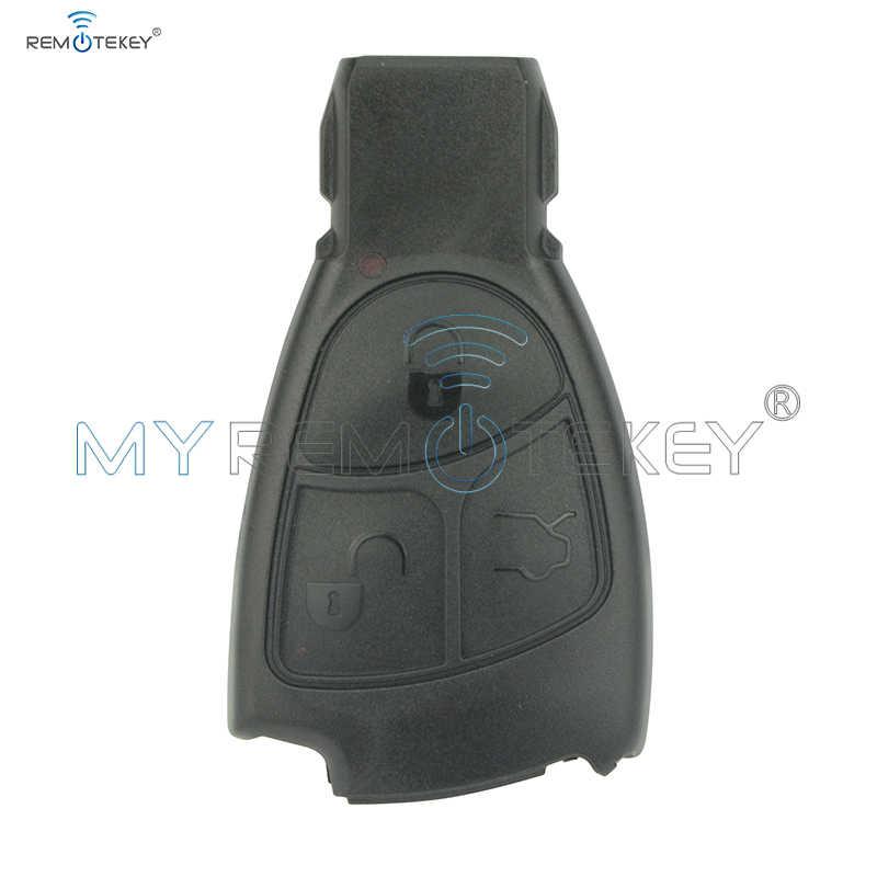 Корпус умного ключа 3 кнопки европейская модель E Класс C класс для Mercedes remtekey