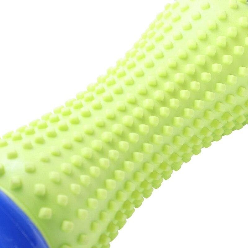 Massagem de pé rolo alívio fasciite plantar