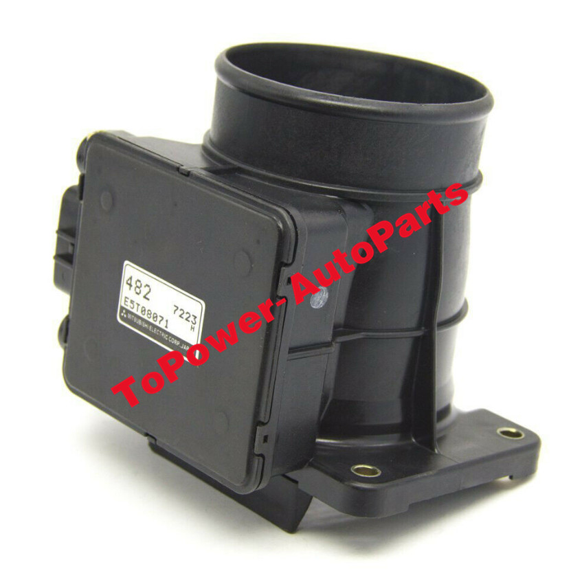MD336482/E5T08071 Mass Air Flow Sensor MAF Meter Fits for Mitsubishii Pajero Monteroo Sport Galant Outlander 1999-2006 Brand New image