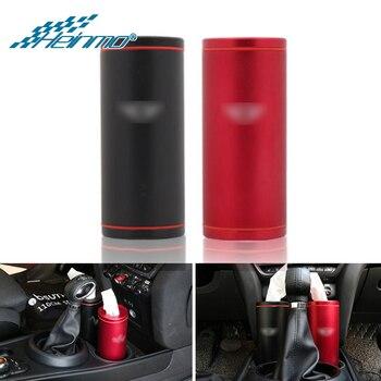 Para MINI countyman R60 F60 papel toalla tubo pañuelos de papel en cilindro caja para MINI Clubman F54 R55 para MINI Cooper F/R Series Accesorios