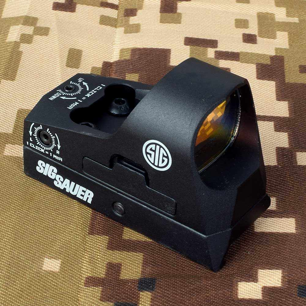 ROMEO3 1x25 Mini Reflex Sight 3 MOA Dot Reticle Red Dot Sight Scope Picatinny QD Mount voor Rifles karabijnen