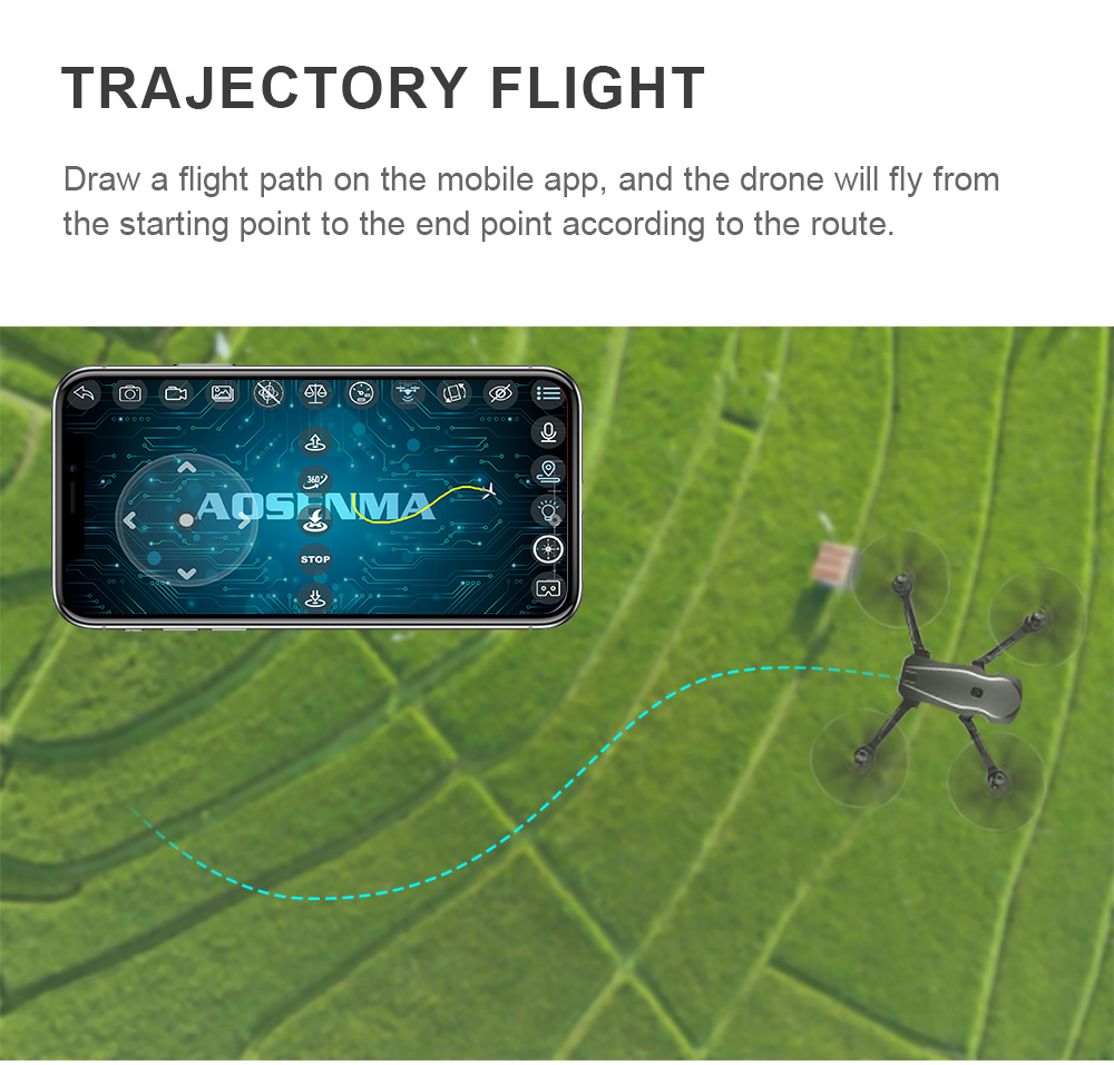 Drone GPS 4K 1080P Cámara Me sigue Quadcopter 16