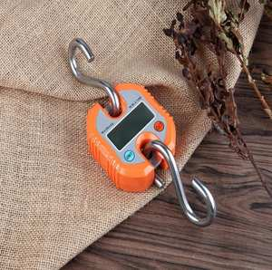 Scale Hanging Loop-Weight-Balance Digital Stainless-Steel Electronic Mini LCD 150kg 50g