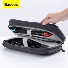 Baseus Storage Bag For Nintendo Switch Lite Funda Mini Portable Travel Bag Game Card Holder Pouch For Nintend Switch Accessories