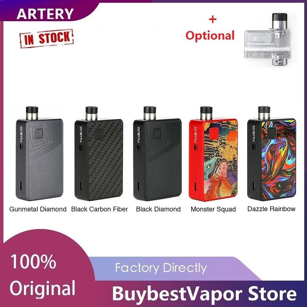 Original Artery PAL 2 Pro Pod Kit With 1000mAh Battery & 3ml Pod MTL & DTL E-cig Vape Kit PAL II Pro Vs Drag Nano / Orchid IQS