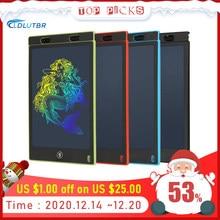 Tableta de escritura LCD inteligente portátil de 12 pulgadas, Bloc de notas electrónico para dibujo, gráficos, escritura a mano, tablero ultrafino