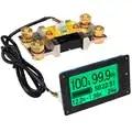 Лидер продаж TF03 100 в 500A универсальный тестер емкости батареи индикатор напряжения тока панель кулонометр