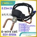 21KW (R410) elektronische expansion ventil ist geeignet für 5P wärmepumpe wasser heizung  ersetzen emerson EX ventile oder Carel steuerung ExV ventile-in Eismaschine Teile aus Haushaltsgeräte bei