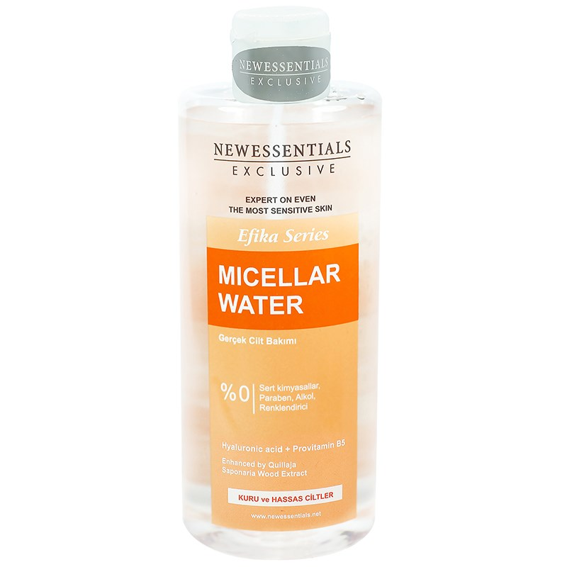 Newessentials Micellar Water For Dry And Sensitive Skin.