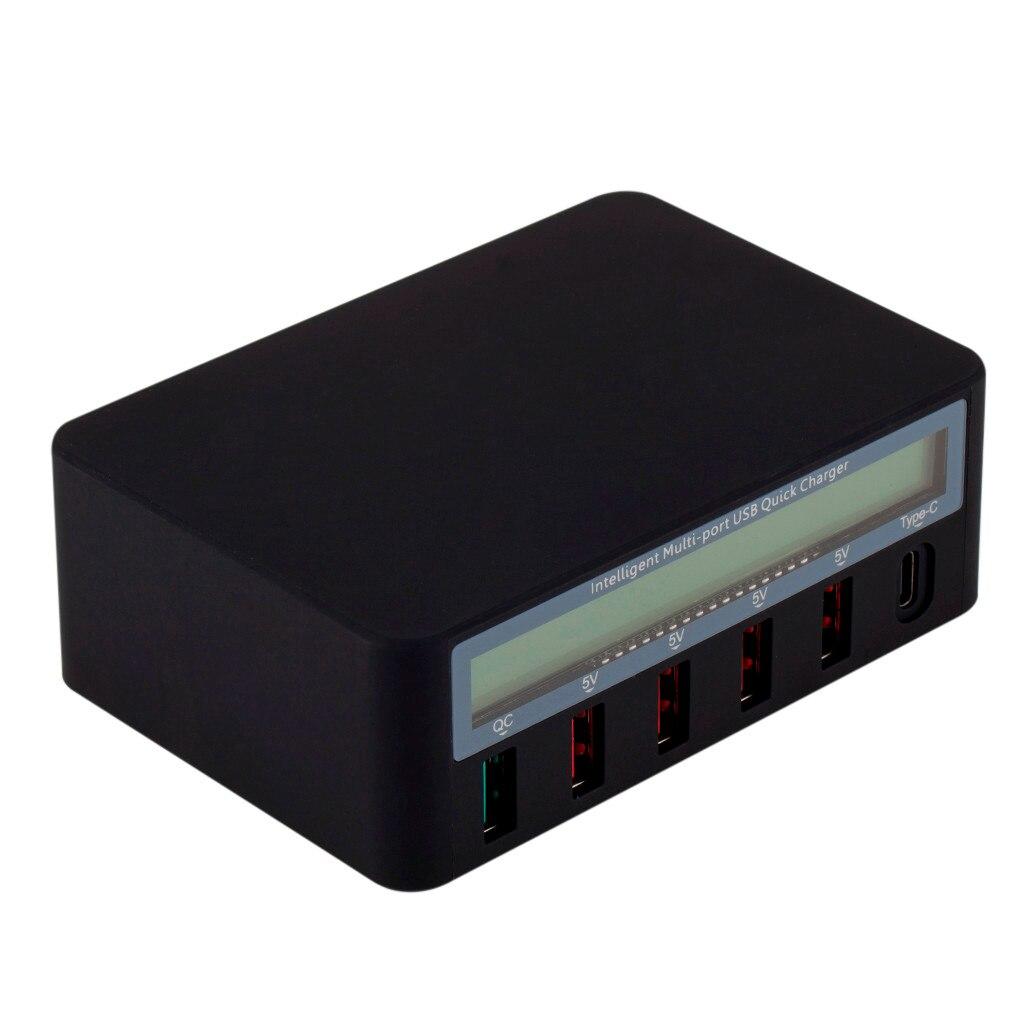 hub de carga rapida com display lcd 02
