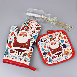 2pcs/set Merry Christmas Decorations for Home Christmas 2019 Ornaments Garland New Year 2020 Noel Santa Claus Gift Xmas Snowman 4
