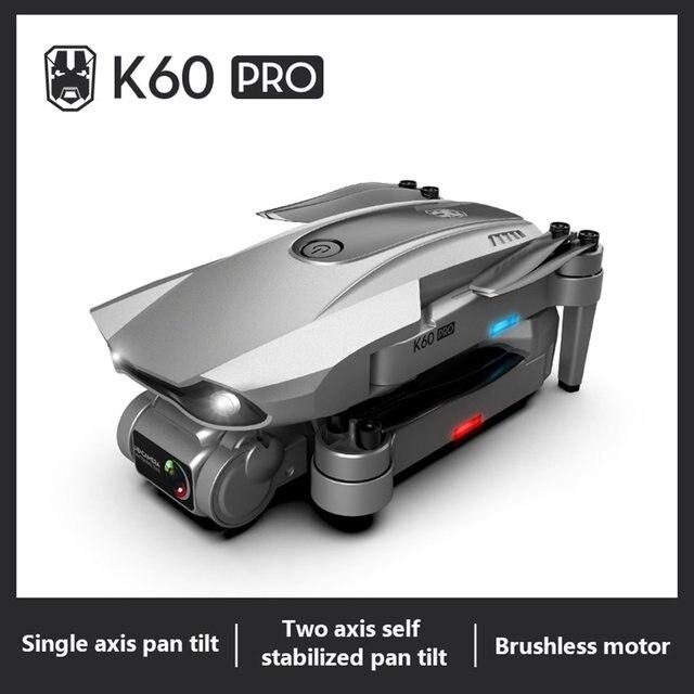 Купить k60pro бесщеточный gps позиционирование в сложенном виде бпла картинки цена