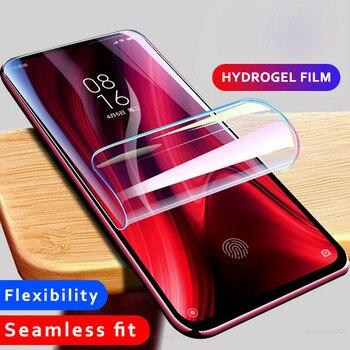 Перейти на Алиэкспресс и купить Гидрогелевая пленка для Infinix Hot 9 Pro Hot 9 Pro Note 7 S5 Pro Smart 4 S5 Lite Hot 8 Lite S4 пленка не закаленное стекло
