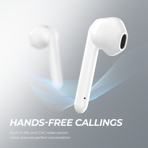 Image 5 - SoundPEATS Bluetooth Earbuds True Wireless Touch Control Earphones 30Hrs Playtime CVC Noise Cancellation Battery Display