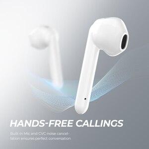 Image 5 - SoundPEATS auriculares TWS inalámbricos con Bluetooth 5,0, dispositivo APTX con cancelación de ruido CVC, 30 horas de reproducción, estéreo HiFi, TrueAir QCC3020