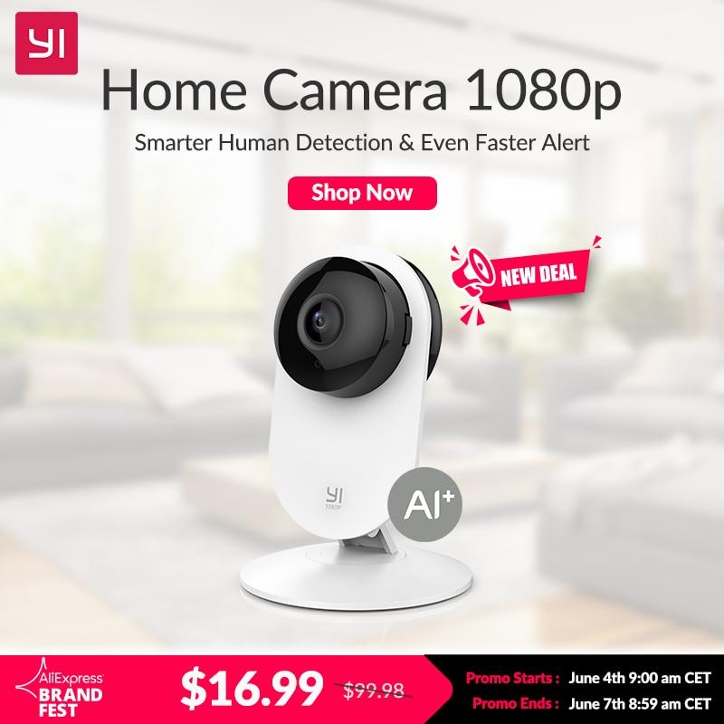 YI Home Camera 1080P…
