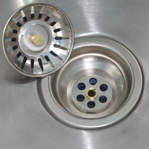 Kitchen Stainless Steel Sink Strainer Waste Disposer Plug Drain Stopper Filter Durable Kitchen Tool(China)