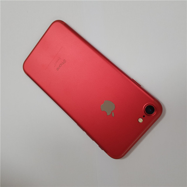 Original Apple iPhone 7 4G LTE Mobile phone Quad Core 2GB RAM 32G/128/256GB IOS  12.0MP Fingerprint  Cell Phones 4