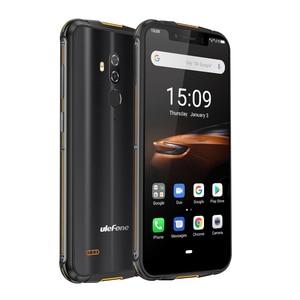 "Image 5 - Ulefone Armor 5S Global Version Fingerprint Face Unlock Mobile Phone 5000mAh Android 9.0 IP68 NFC 5.85"" 4GB+64GB 4G Smartphone"