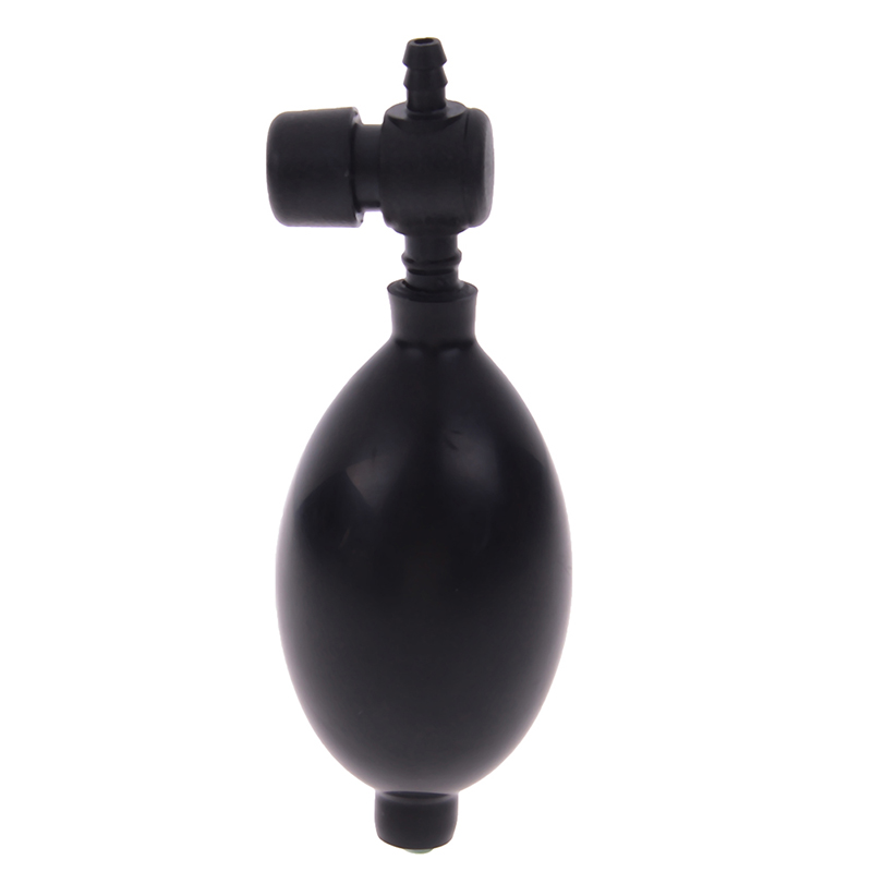 Medical Latex Air Inflation Balloon Bulb Pump Valve Sphygmomanometer Tonometer Ball Blood Pressure Cervical Tractor Accessory