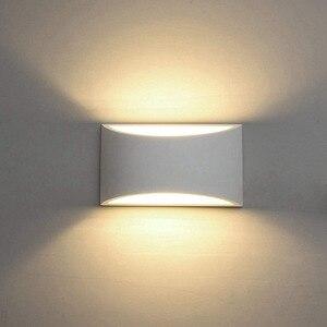 Image 2 - Wandkandelaars Verlichtingsarmaturen Lampen Moderne Led Verlichting 7W Up En Down Indoor Gips Voor Woonkamer Slaapkamer Hal