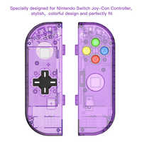 Myriann (D-PAD Version) custodia di ricambio per Nintend Interruttore NS Controller Joy-Con shell console di gioco caso interruttore