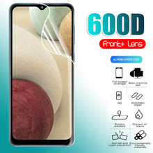600D Hydrogel Film for samsung galaxy a12 Full TPU Screen Protector Film for svmsung a12 a41 F41 a 12 42 Safety Film Not Glass