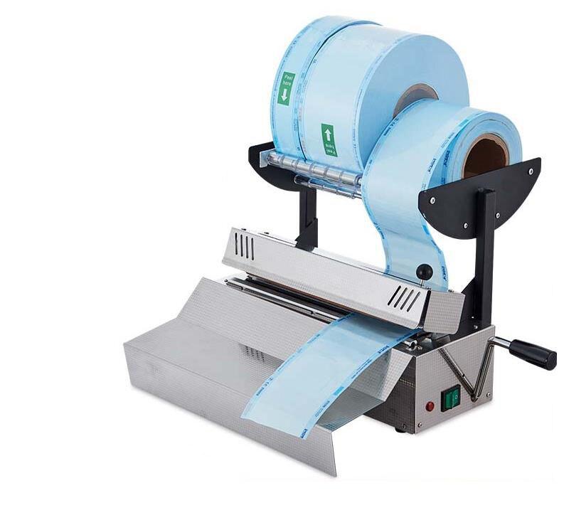 Dental instrument sealing machine Sterilization bag sealing machine Sterilization bag packing bag machine