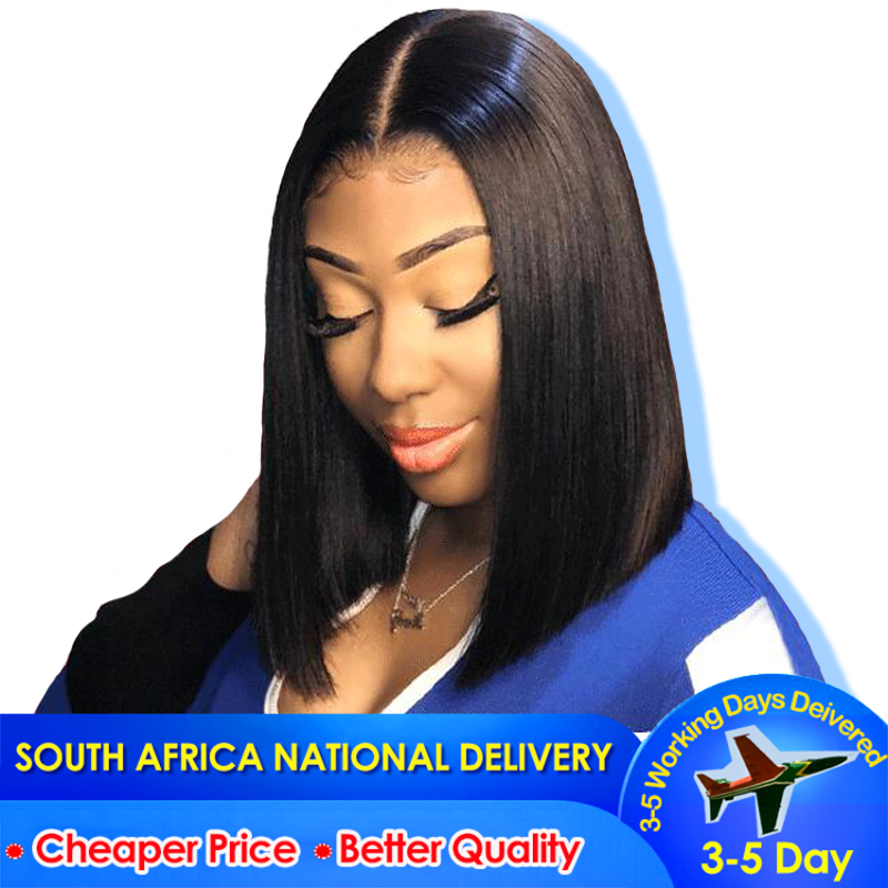 Short Bob Wigs Lace Human Hair Wigs For Black Women Bob Lace Front Wig Short Lace Wig Dorisy Non Remy Hair